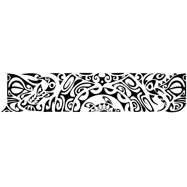 Полинезия эскизы