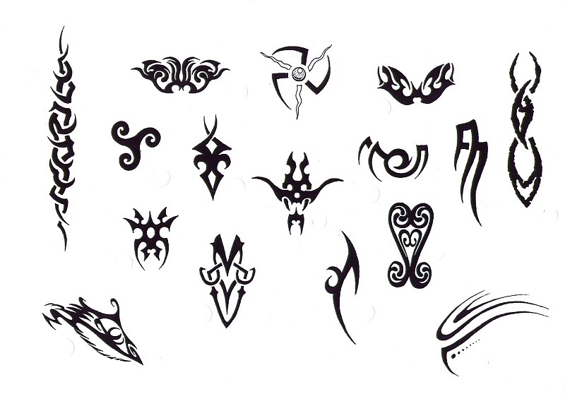 Как сделать эскиз татуировки в